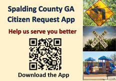 Spalding County Citizen Request App