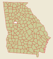 Spalding County Arrest Records by City