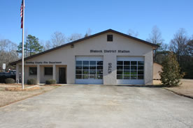 Blalock Fire Station