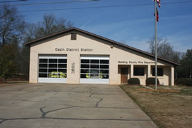 Cabin Fire Station