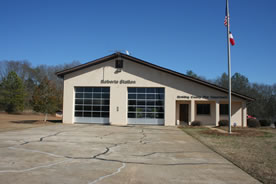 Roberts Fire Station