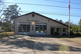 Woodruff Fire Station